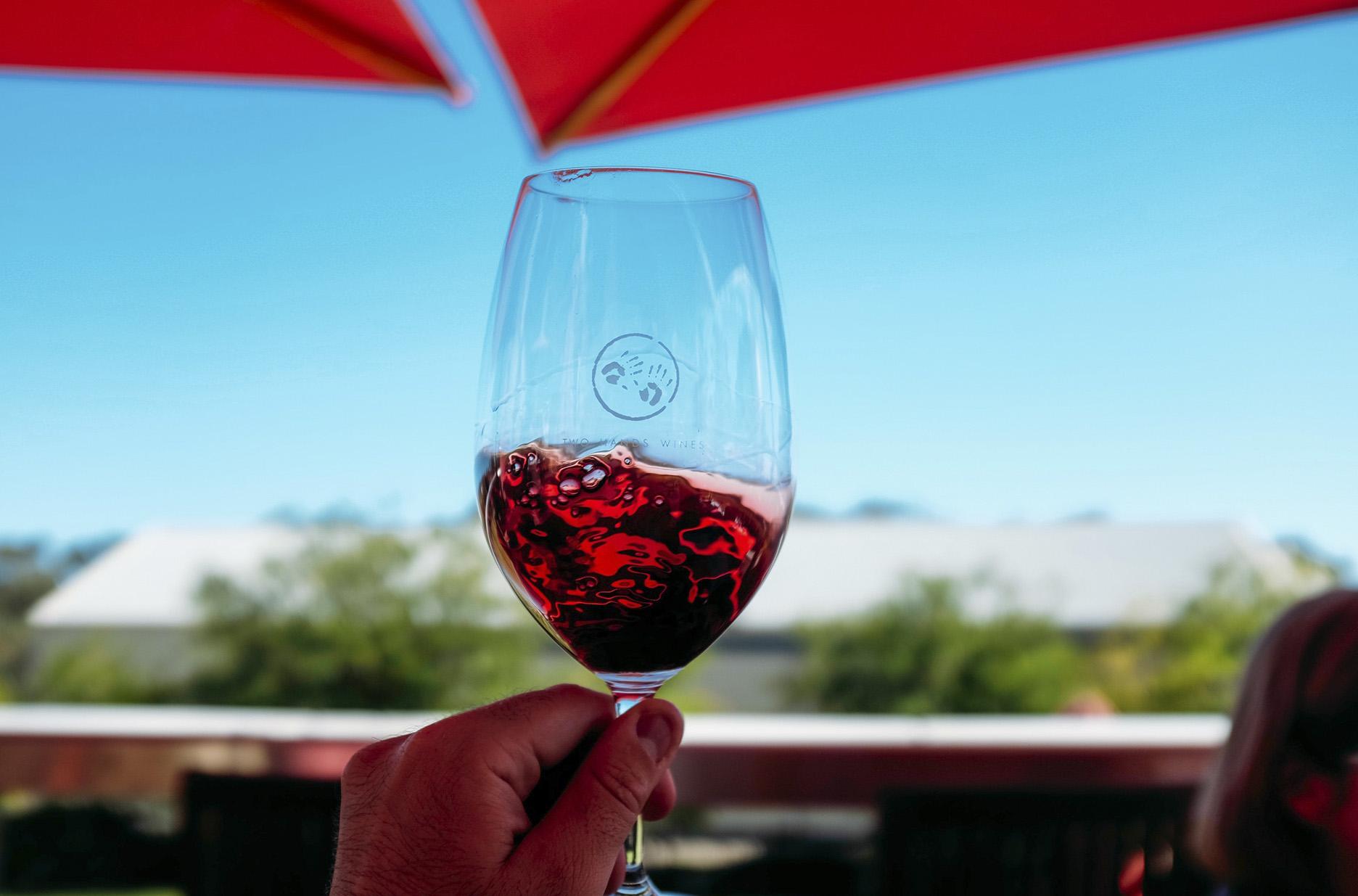 El mercado del vino español y los turistas que visitan España