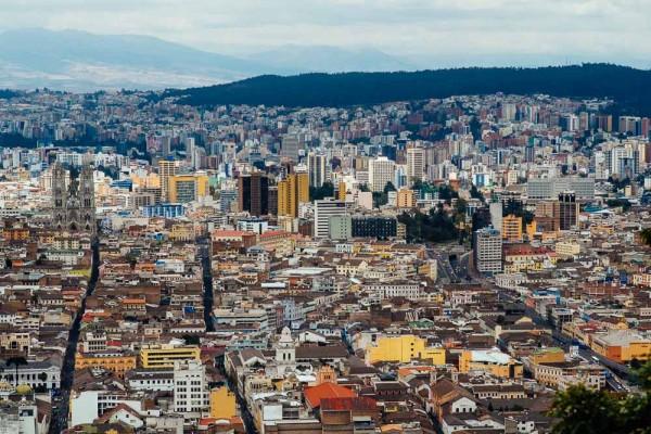 Observatorio Turístico de la Comunidad Andina: Colombia, Ecuador, Perú, Bolivia